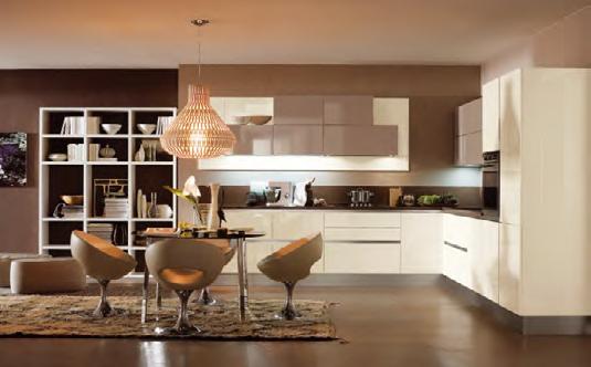Мебельный алюминиевый профиль GOLA