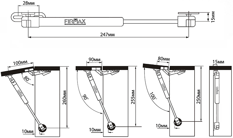 Схема присадки газового лифта