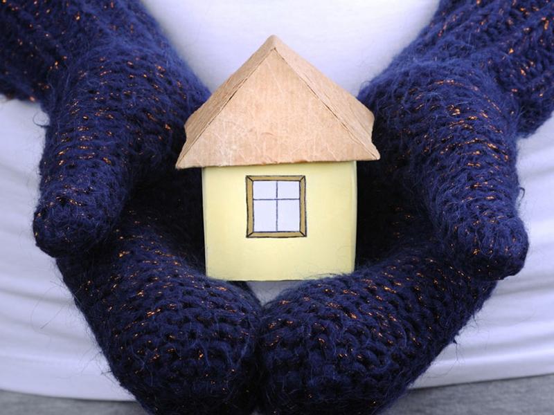 Как сохранить тепло в доме зимой?